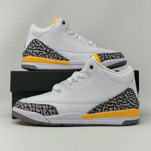 Nike Air Jordan Retro 3 Laser Orange